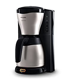 Kein Test Philips HD754620 Gaia Filter Kaffeemaschine mit Thermo Kanne Produktvorstellung