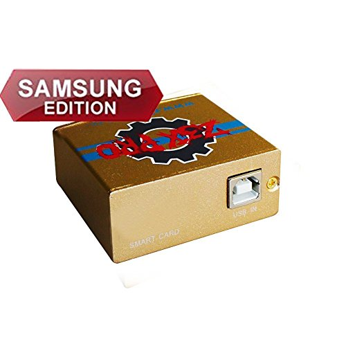 Z3x Box samsung activation and set of cables with samsung and samsung pro activation