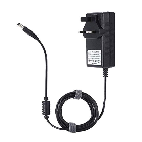 DEYF Adapter 30V 500mA Replacement Charger Power Supply for Bosch athlete 25.2V Cordless Vacuum Cleaner BCH6L2561 BCH625KTGB BBH6PZOO BBH6P25K BBH625W60 BBH6P25 BCH65PET Bosch Siemens 12006117