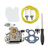 Carburatore per auto, Carburador de motosierra 574719402 545072601 235 235E 236 240 240E simple y duradero Attrezzatura per auto