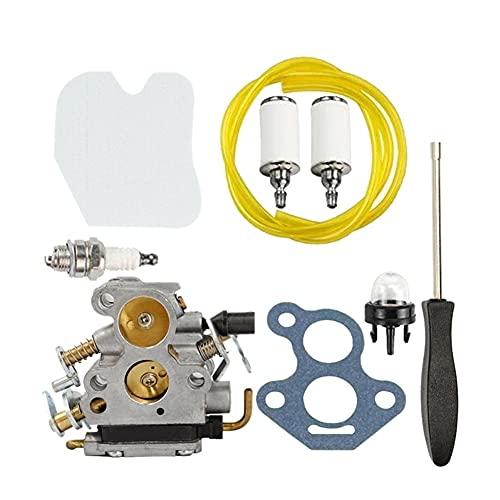 ZBF Carburador de motosierra 545072601 574719402 para Husqvarna 235 235E 236 240 240E