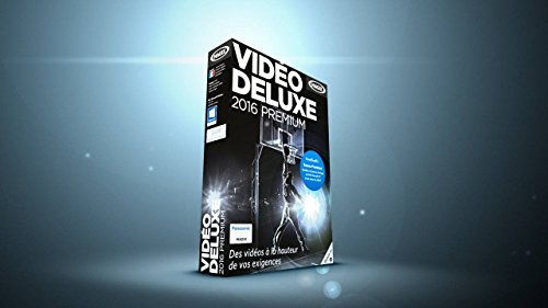 MAGIX Video deluxe 2016 Premium - Software De Edición De Vídeo