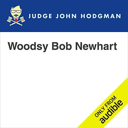 Woodsy Bob Newhart audiobook cover art