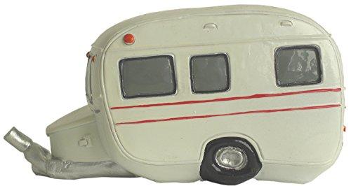 Spardose Wohnanhänger oder Wohnmobil Geldgeschenke für Urlaub Reise Camping Caravan (Wohnanhänger)