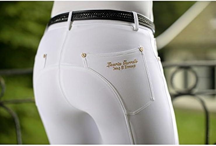 HKM Pantalon LG Basic basanes en Tissu Marron foncé 36