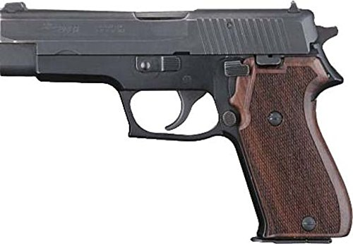 Hogue SIG Sauer P220 Rosewood American Model Checkered Gun Grips