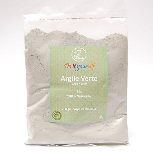 Balla - Argile verte en poudre Bio 100g