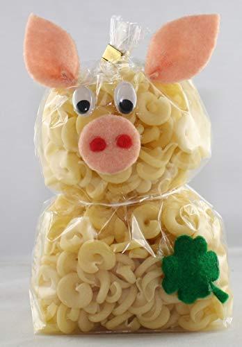 Nudelpuppe Glücksschwein