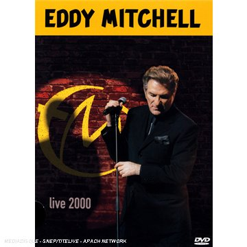 Eddy Mitchell : Les nouvelles aventures - Live 2000 (Slidepack)