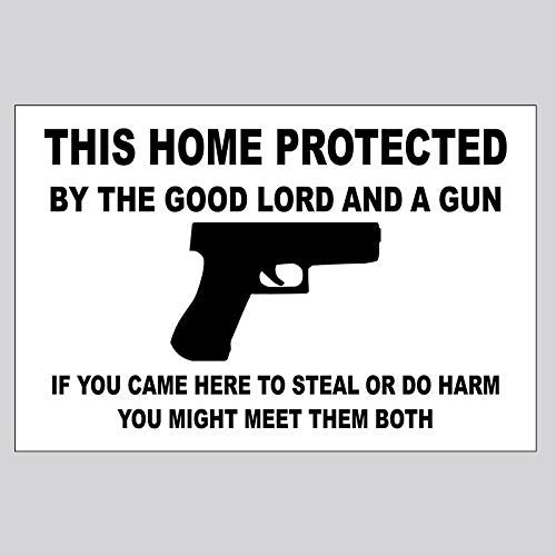 Si viniste aquí para robar o hacer daño, podrías encontrarlos a ambos