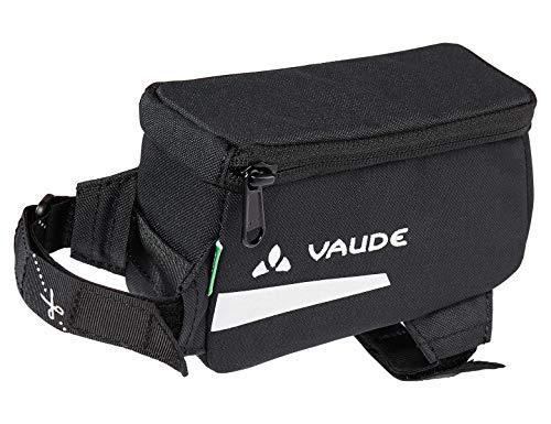VAUDE Carbo Bag II, Tasche per Telaio. Unisex-Adulto, Nero, Taglia Unica