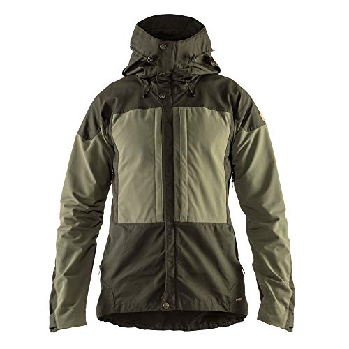 FJALLRAVEN Herren Keb Jacket M Weste, Grün (deep Forest/Laurel Green), L