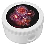 Stamp Press 'Feux d'artifice' Taille-Crayon Compact (PS00002336)