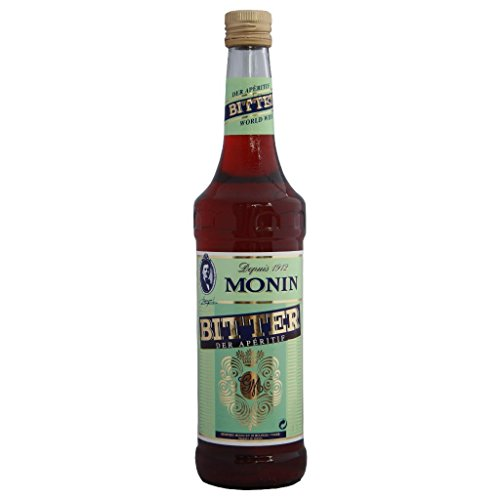 Monin Bitter der Aperitif 0,7 Liter