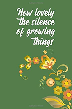 Silence this week Charlie's Diary