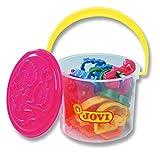 Jovi Cubo, 24 Moldes Surtidos, 6 Modelos en 4 Colores Diferentes (7/24)