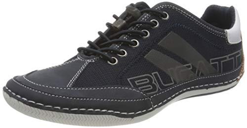 bugatti 321480136900, Zapatillas Hombre, Azul Oscuro, 42 EU