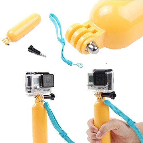 Bright® Flotador Grib con correa de muñeca para cámara Gopro Hero 1 2 3