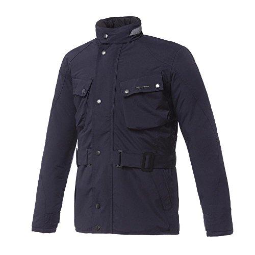 Tucano Urbano Rudy – ademend, wind en waterafstotend gewatteerde korte jas Large blauw