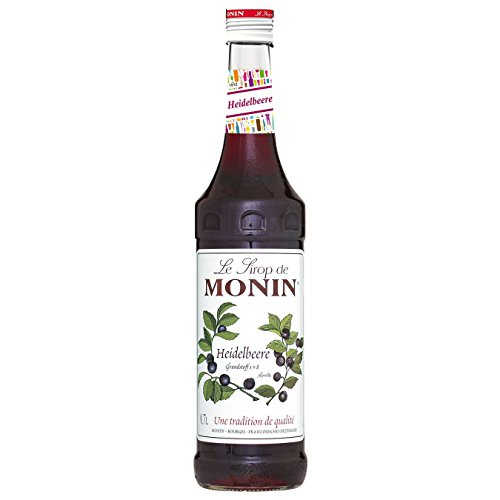 Monin Sirup Heidelbeere, 1er Pack (1 x 700 ml)