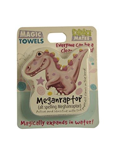 John Hinde DinoMates Magic Towel, Megan/Meghan