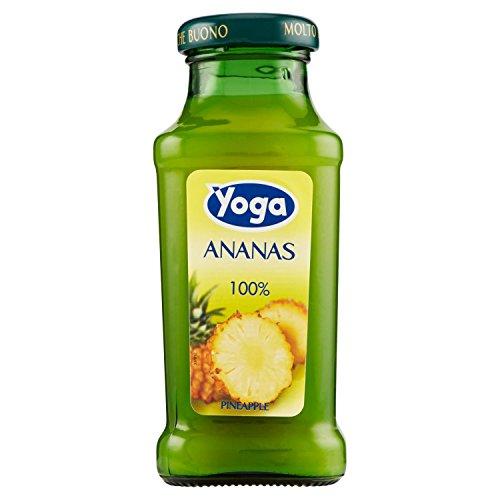 Yoga ananas 100% cl.20, confezione da 24 bottiglie