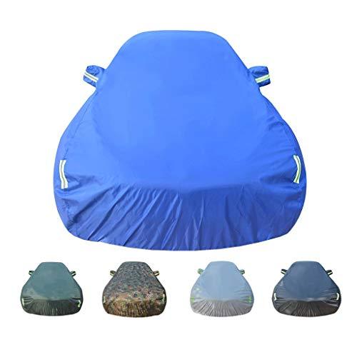 Funda de Coche Compatible con la cubierta de Lotus Elise coche convertible cubierta a prueba de lluv