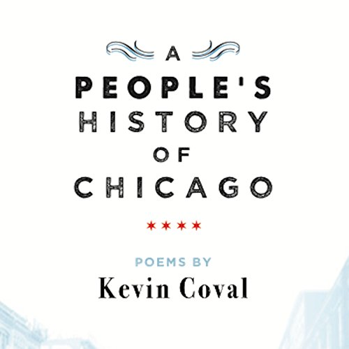 A People's History of Chicago audiobook cover art