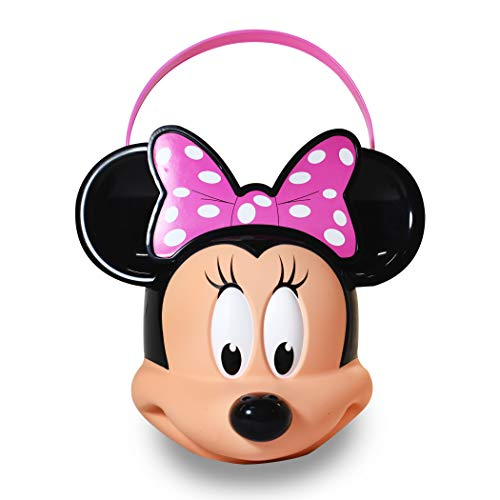 Minnie Mouse - Character Bucket - Children?s Candy and Storage Bucket