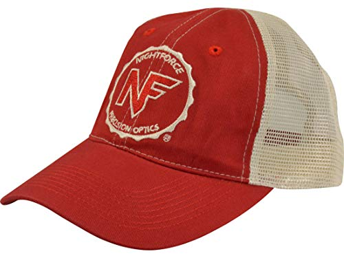 Find Cheap NightForce Mesh Back Logo Hat