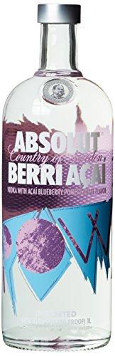 Absolut Wodka Berri Acai (1 x 1 l)