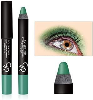 Golden Rose Waterproof Eyeshadow Crayon - 10
