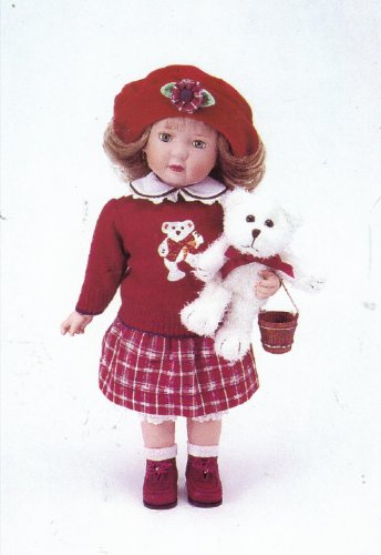 Little Girls & Boyds Doll Collection 'JILL with Tumbles Went up the Hill' #4701