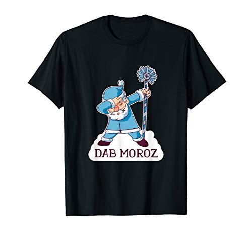 Ded Moroz Dab Väterchen Frost Weihnachten Russland Märchen T-Shirt