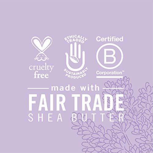 Shea Moisture Lavender & Wild Orchid Hand & Body Scrub 12 Ounce (U-BB-2934)