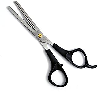 Pet Thinning Shears – Professional Thinning Scissors with Toothed Blade Durable,..