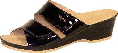 Vital 0448, Damen Sandalen, schwarz, (schwarz 99), EU 39