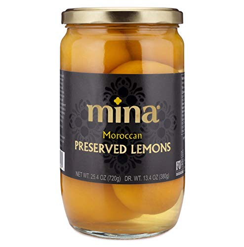 Mina Preserved Lemons, Authentic Moroccan Gourmet...
