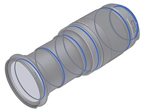 TAMRON高倍率ズームレンズ18-400mmF3.5-6.3DiIIVCHLDキヤノン用APS-C専用B028E