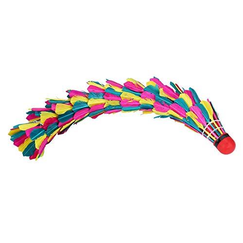 Palline da Badminton, 11 Pezzi/Lotto Palline da Badminton Volani Leggero Portatile colorato per Giocare Casual per Bambini Adulti per Allenamento Sportivo