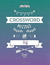 Crossword Puzzles for Fools