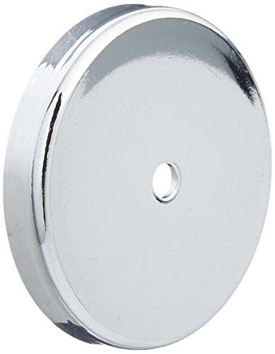 Rundmagnet 51 x 6.5 mm bis 11 kg Power Magnet rund Super-Stark verchromt