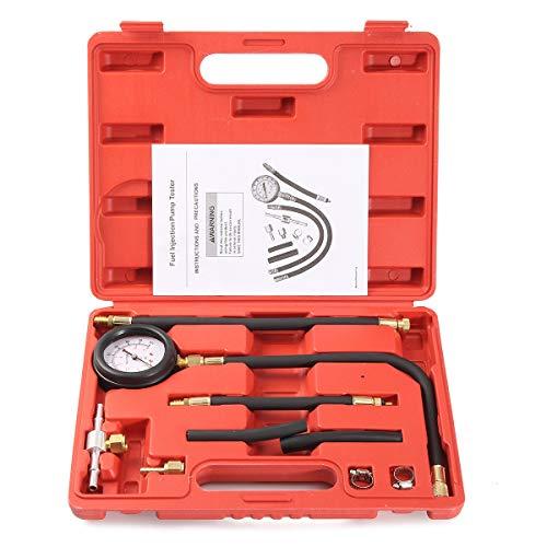 MOMOALA AAlamor Pomp Druk Testers Injectiesysteem Test Gauge Set Auto Testen Reparatie Tool