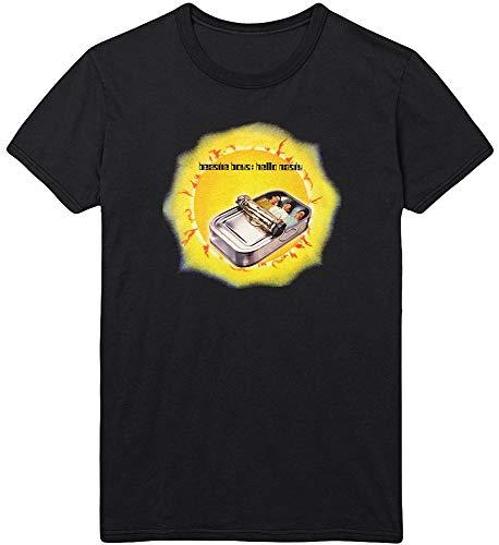 Beastie Boys 'Hello Nasty' (Black) T-Shirt (x-Large)