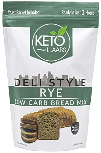 Deli Rye Style - Low Carb Bread Mix