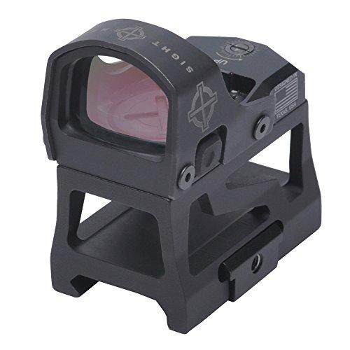【国内正規品】 SIGHTMARK ダットサイト Mini Shot M-Spec FMS 倍率:1倍 レッド ドット SM26043