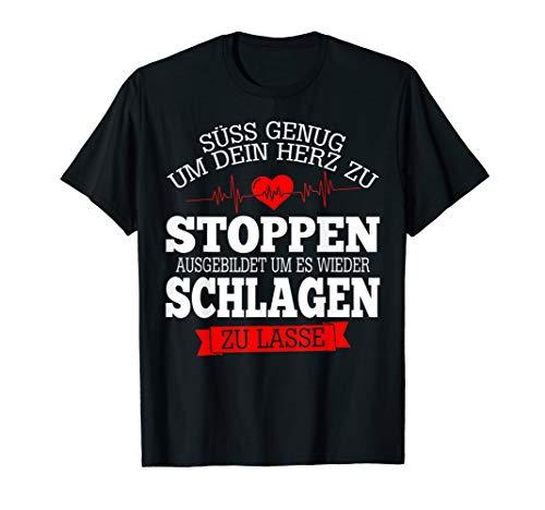 Krankenpflege Süß Genug Um Dein Herz Zu Stoppen T-shirt