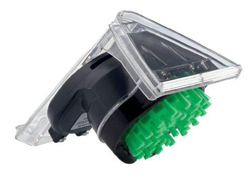 Hoover SpinScrub Fleckenentferner, Handwerkzeug, Vakuum-betriebener Bürstenaufsatz, Polster- und Treppenreiniger, FH01000, Weiß