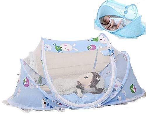 TAVALAX Tienda de campaña de viaje para bebé, portátil, cama de viaje...