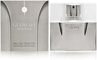 Guerlain Homme by Guerlain for Men. Eau De Toilette Spray 1.6-Ounces